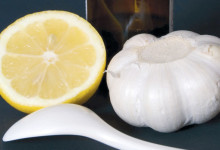 Со лук и лимон против висок притисок